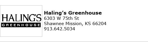 Halings greenhouse