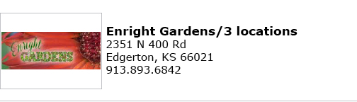 Enright Gardens logo