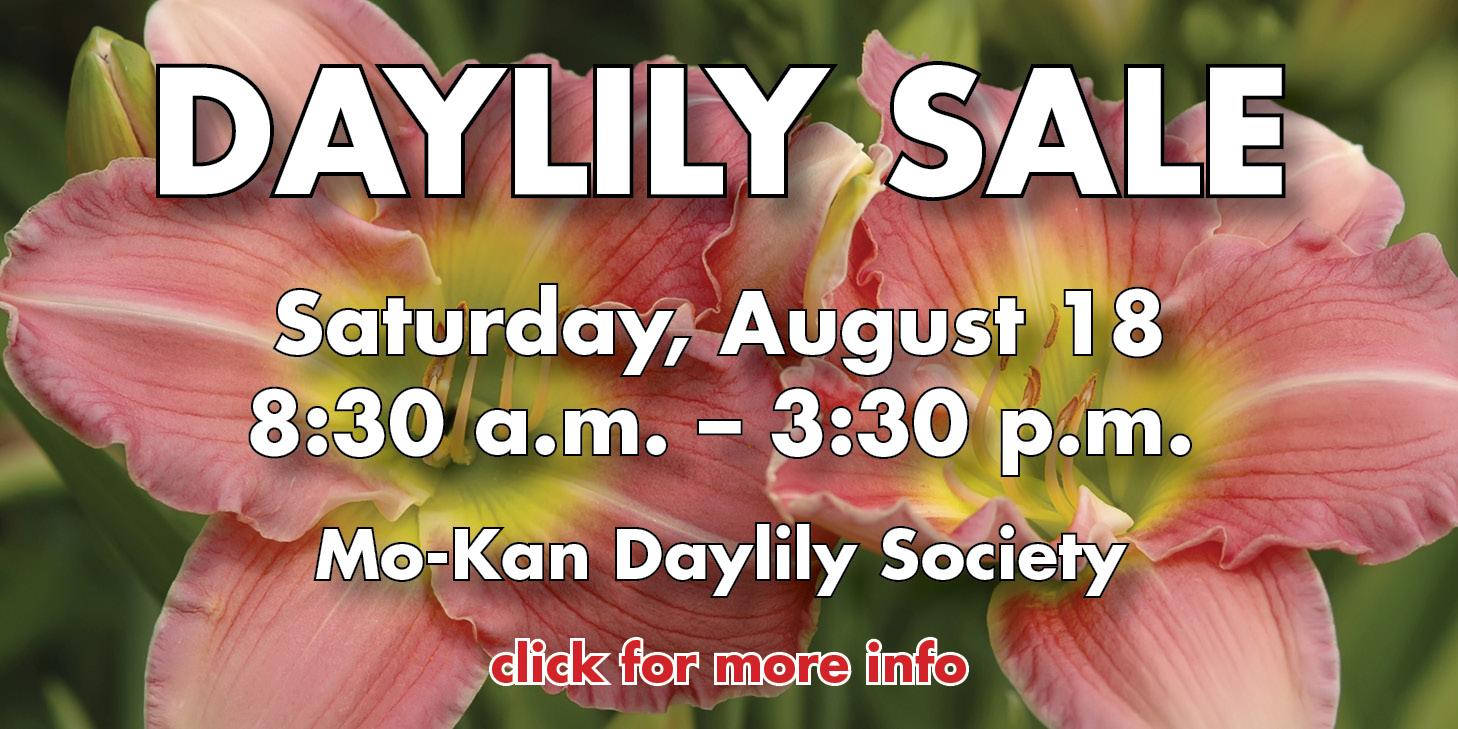 Mo-Kan Daylily Sale